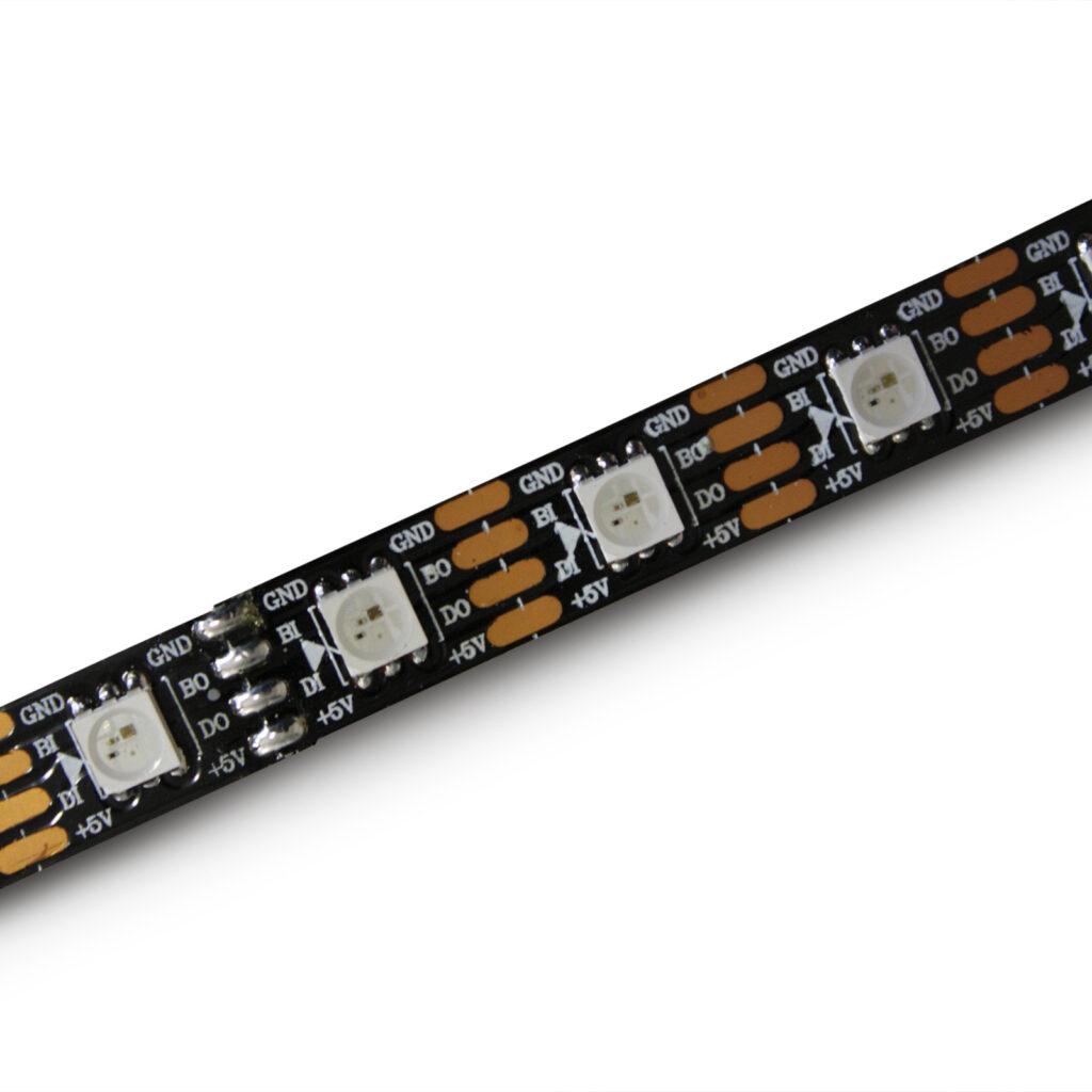 TAŚMA LED CYFROWA WS2813-60 IP67