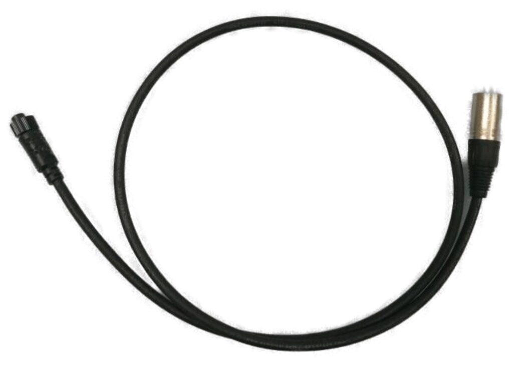 XLR 4PIN CABLE