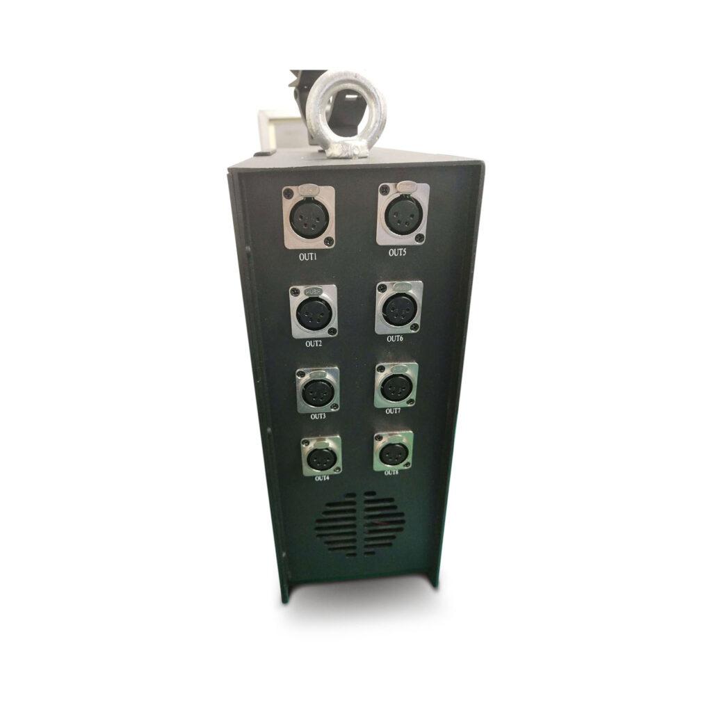 ARTNET CONTROLLER 8×680 PIXELI 24V